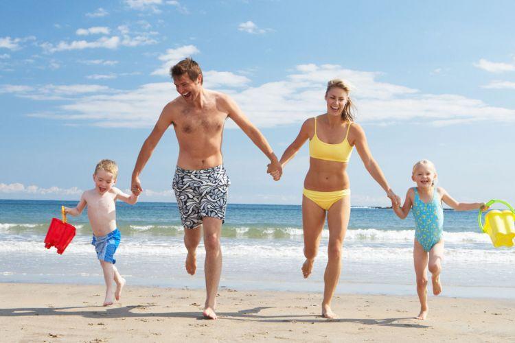 26 Maggio  week - and al Mare !! tutta la famiglia